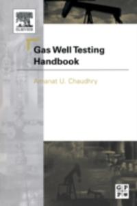 Ebook in inglese Gas Well Testing Handbook Chaudhry, Amanat