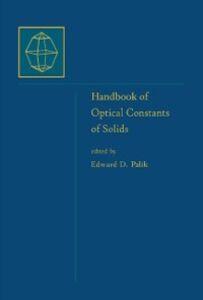 Ebook in inglese Handbook of Optical Constants of Solids, Five-Volume Set