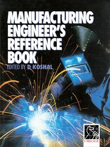 Ebook in inglese Manufacturing Engineer's Reference Book KOSHAL, D.