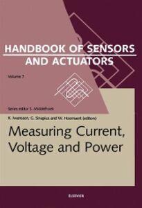 Ebook in inglese Measuring Current, Voltage and Power Hoornaert, W. , Iwansson, K. , Middelhoek, S. , Sinapius, G.