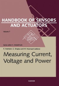 Ebook in inglese Measuring Current, Voltage and Power Hoornaert, W. , Iwansson, K. , Middelhoek, S. , Sinapius, G.