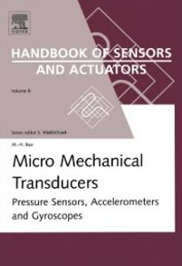Foto Cover di Micro Mechanical Transducers, Ebook inglese di Min-hang Bao, edito da Elsevier Science