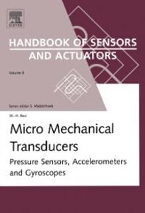 Ebook in inglese Micro Mechanical Transducers Bao, Min-hang
