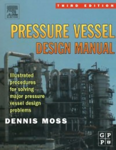Ebook in inglese Pressure Vessel Design Manual Moss, Dennis R.