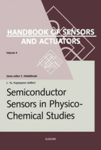 Ebook in inglese Semiconductor Sensors in Physico-Chemical Studies -, -
