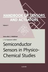 Semiconductor Sensors in Physico-Chemical Studies