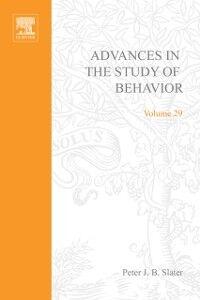 Foto Cover di Advances in the Study of Behavior, Ebook inglese di  edito da Elsevier Science