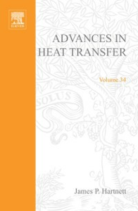 Ebook in inglese Advances in Heat Transfer -, -