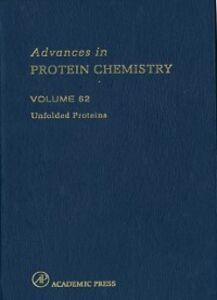 Foto Cover di Unfolded Proteins, Ebook inglese di  edito da Elsevier Science