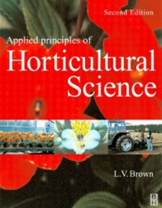 Ebook in inglese Applied Principles of Horticultural Science Brown, Laurie