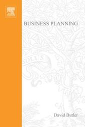 Business Planning: A Guide to Business Start-Up