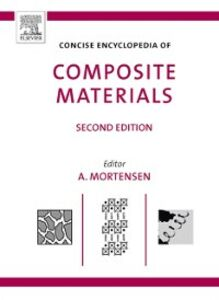 Ebook in inglese Concise Encyclopedia of Composite Materials