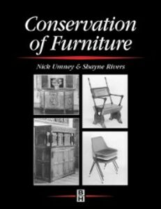 Foto Cover di Conservation of Furniture, Ebook inglese di Shayne Rivers,Nick Umney, edito da Elsevier Science