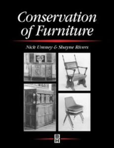 Ebook in inglese Conservation of Furniture Rivers, Shayne , Umney, Nick