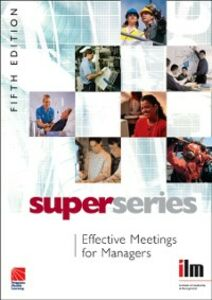 Ebook in inglese Effective Meetings for Managers Super Series -, -