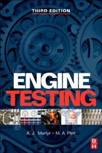 Ebook in inglese Engine Testing Martyr, A. J. , PLINT, M A