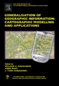 Ebook in inglese Generalisation of Geographic Information