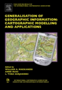 Ebook in inglese Generalisation of Geographic Information -, -