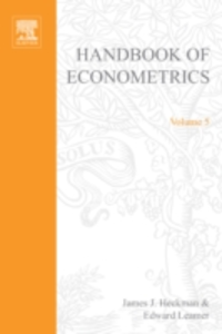 Ebook in inglese Handbook of Econometrics -, -