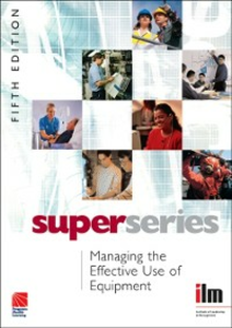Ebook in inglese Managing the Effective Use of Equipment Super Series -, -