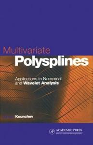 Ebook in inglese Multivariate Polysplines Kounchev, Ognyan