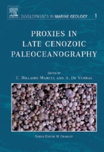 Ebook in inglese Proxies in Late Cenozoic Paleoceanography -, -