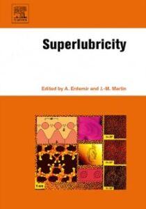 Foto Cover di Superlubricity, Ebook inglese di  edito da Elsevier Science