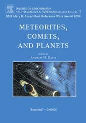 Meteorites, Comets, and Planets