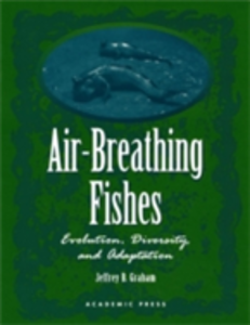 Ebook in inglese Air-Breathing Fishes -, -