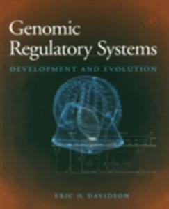 Ebook in inglese Genomic Regulatory Systems Davidson, Eric H.