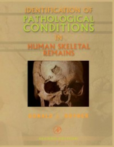 Ebook in inglese Identification of Pathological Conditions in Human Skeletal Remains Ortner, Donald J.