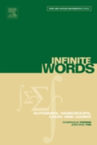 Ebook in inglese Infinite Words Perrin, Dominique , Pin, Jean-Eric