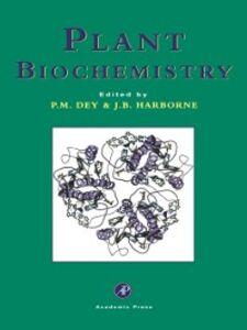 Ebook in inglese Plant Biochemistry -, -