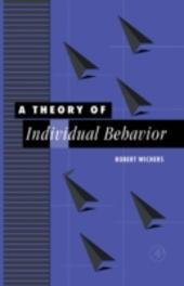 Theory of Individual Behavior
