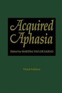 Ebook in inglese Acquired Aphasia