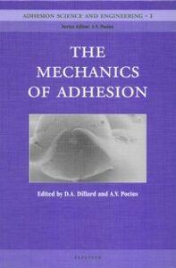 Foto Cover di Adhesion Science and Engineering, Ebook inglese di Pocius, edito da Elsevier Science