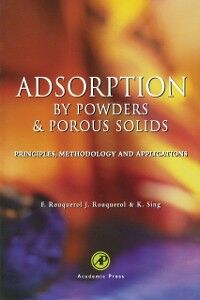 Foto Cover di Adsorption by Powders and Porous Solids, Ebook inglese di AA.VV edito da Elsevier Science