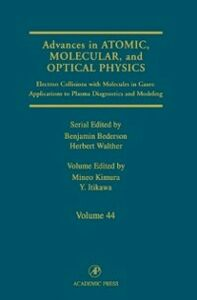 Foto Cover di Electron Collisions with Molecules in Gases: Applications to Plasma Diagnostics and Modeling, Ebook inglese di  edito da Elsevier Science