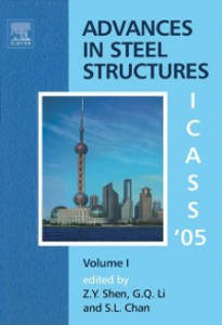 Ebook in inglese Fourth International Conference on Advances in Steel Structures -, -