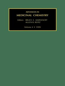 Ebook in inglese Advances in Medicinal Chemistry, Volume 4