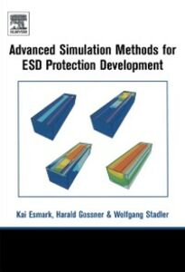 Foto Cover di Simulation Methods for ESD Protection Development, Ebook inglese di AA.VV edito da Elsevier Science