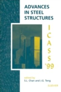 Foto Cover di Advances in Steel Structures (ICASS '99), Ebook inglese di  edito da Elsevier Science