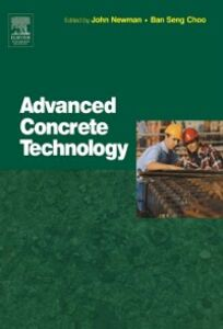 Ebook in inglese Advanced Concrete Technology Set