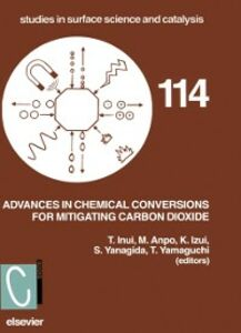 Ebook in inglese Advances in Chemical Conversions for Mitigating Carbon Dioxide