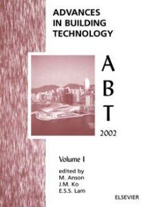 Foto Cover di Advances in Building Technology, Ebook inglese di AA.VV edito da Elsevier Science