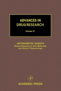 Ebook in inglese Antidiabetic Agents: Recent Advances in their Molecular and Clinical Pharmacology -, -