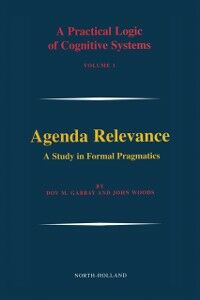 Foto Cover di Agenda Relevance: A Study in Formal Pragmatics, Ebook inglese di Author Unknown, edito da Elsevier Science