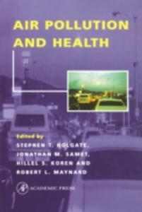Ebook in inglese Air Pollution and Health -, -