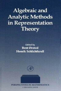 Ebook in inglese Algebraic and Analytic Methods in Representation Theory