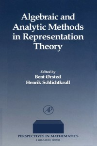 Ebook in inglese Algebraic and Analytic Methods in Representation Theory -, -